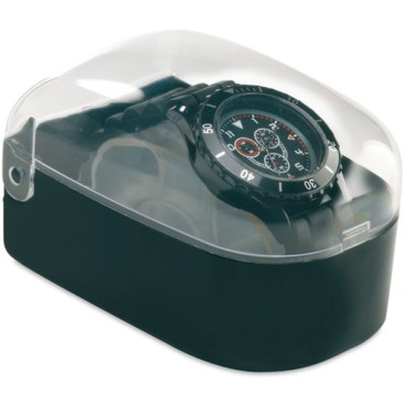 Motionzone Watch in plastic box