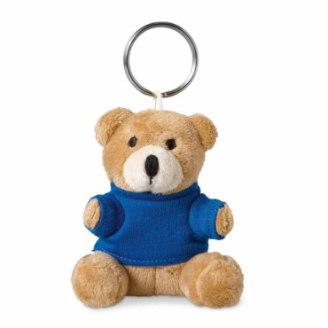 Nil Teddy bear key ring