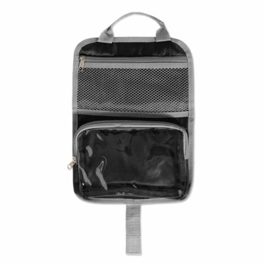 Hang 600D with PVC toiletry bag