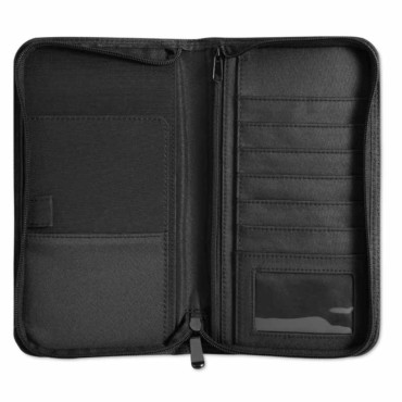 Cas Micro fibre travel wallet