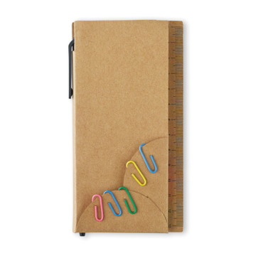 Sticpad Sticky notes in case