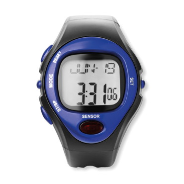 Reloj deportivo digital. Sporty