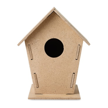 Woohouse Wooden bird house