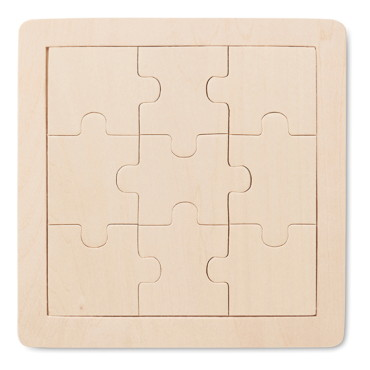 Diverwood Wooden Puzzle