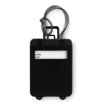 Traveller Luggage tags plastic