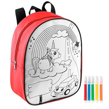 Kid's backpack Snoop