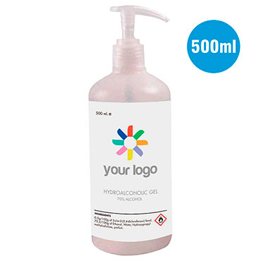 Gel desinfectante manos 500ml