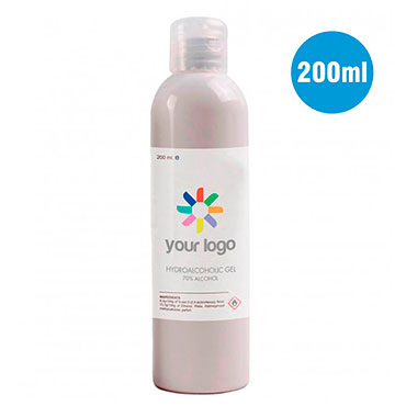 Gel desinfectante manos 200ml