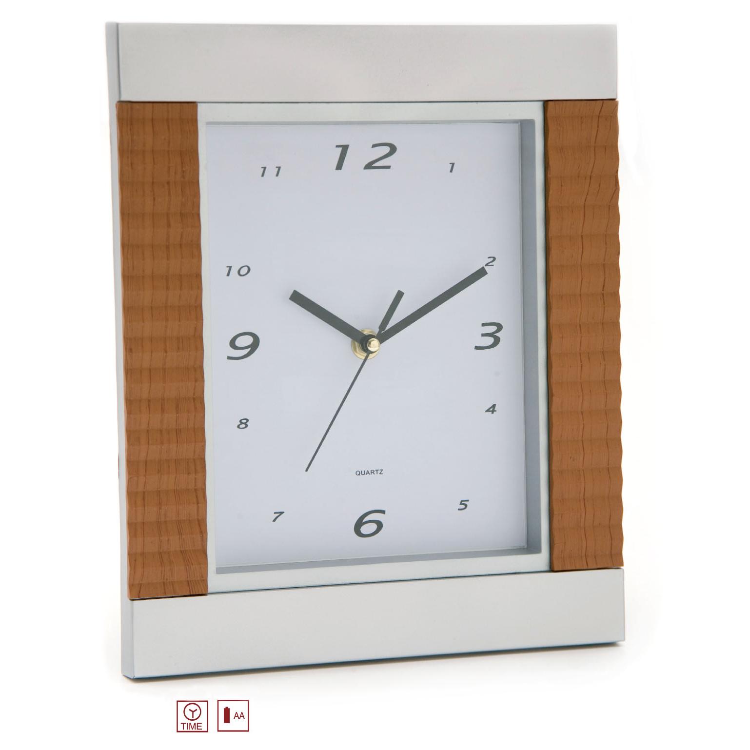 Reloj pared detalle madera - Reloj pared madera ...