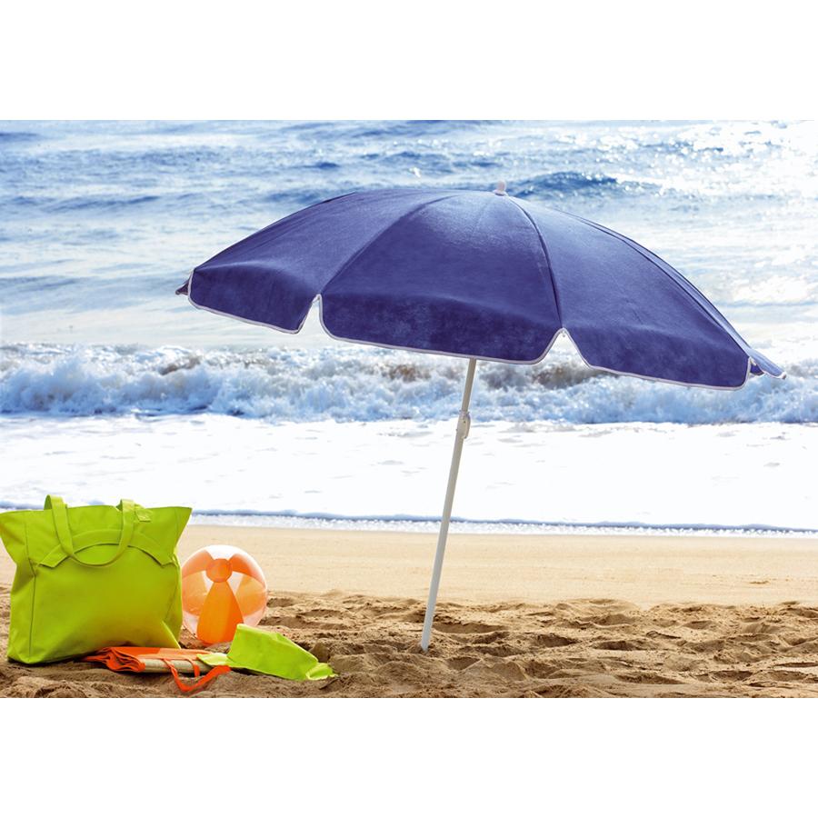 Sombrilla de playa de non woven con funda - Sombrilla playa ...