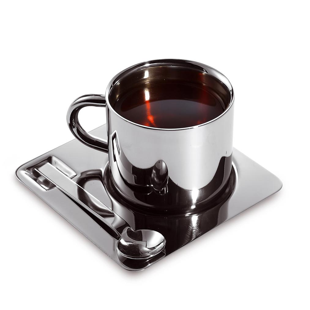 Juego de caf expreso con 1 taza de 1 www - Tazas de te originales ...