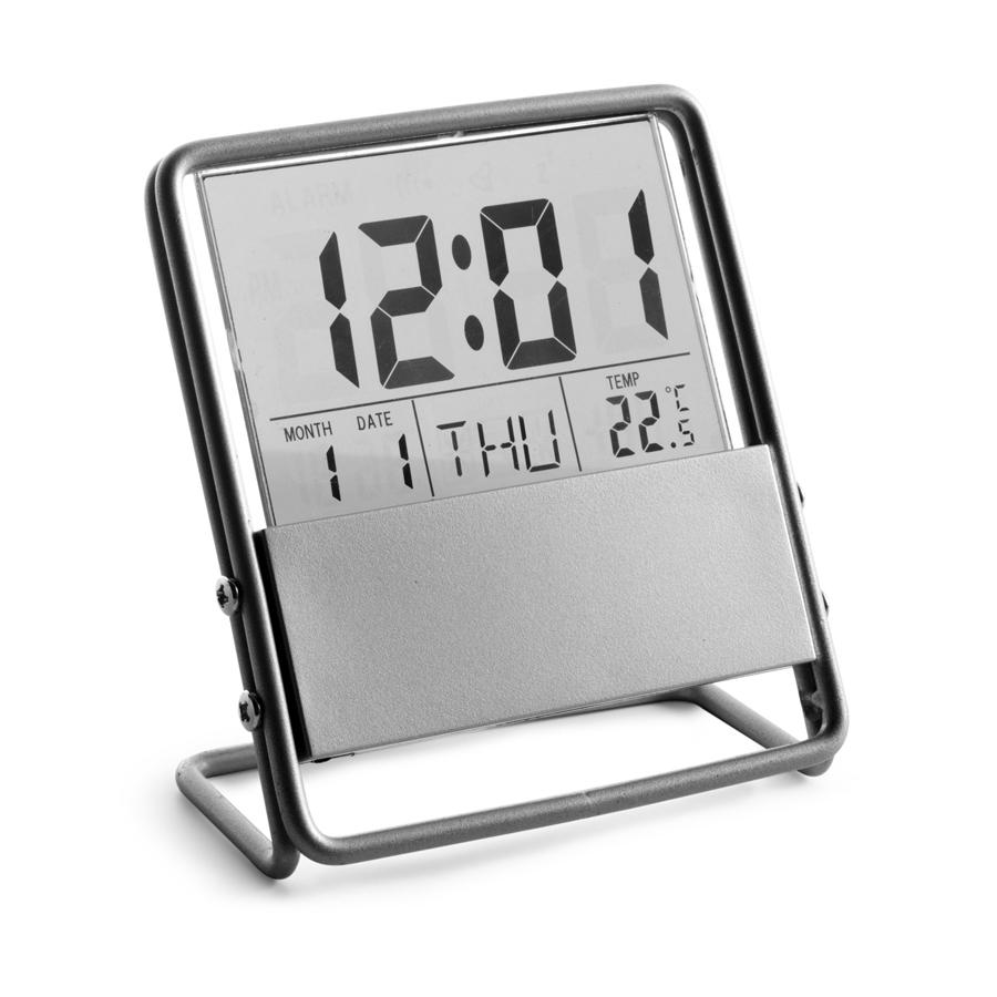 Reloj digital de sobremesa con calend www for Reloj digital de mesa