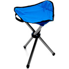Folding tripod stool made from 600d p...
