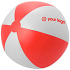 Large PVC  beach ball.