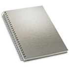 A5 notepad with hardcover